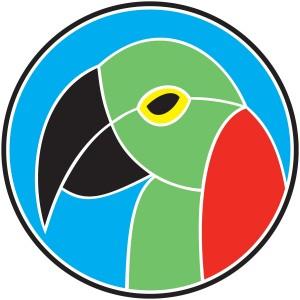 Parrot Logo - mono